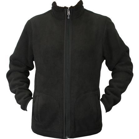 White Sierra Flip Flop Reversible Jacket (Women's) -