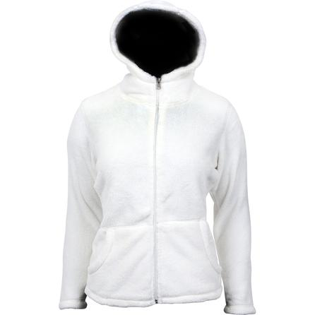 White Sierra Cozy Hoody (Girls') -