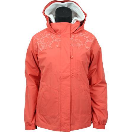 White Sierra Princess Pass 3-in-1 Ski Jacket (Girls') -