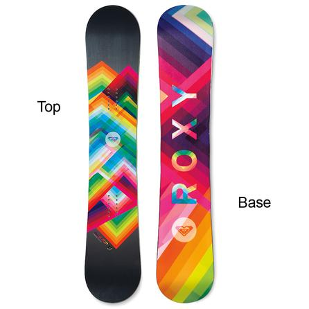 Roxy Ollie Pop C2 BTX Snowboard (Womens') -