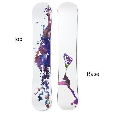 Roxy Silhouette B Snowboard (Womens') -
