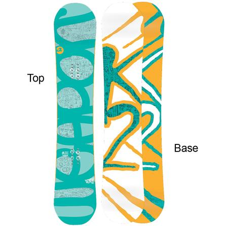 K2 WWW Rocker Snowboard (Men's) -