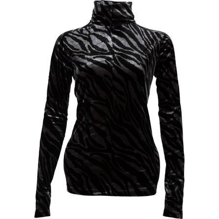 Skea Invisible Zip Thermal Turtleneck (Women's) -