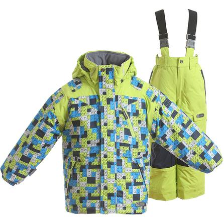 Jupa Sid Ski Suit (Toddler Boys') -