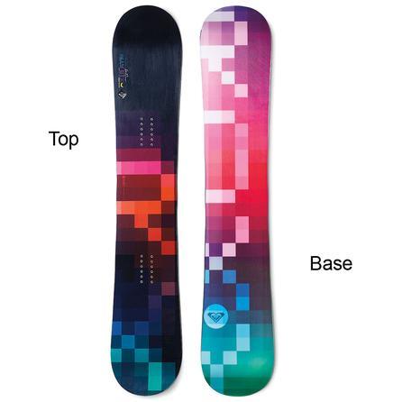 Roxy Ally BTX Snowboard (Women's) -