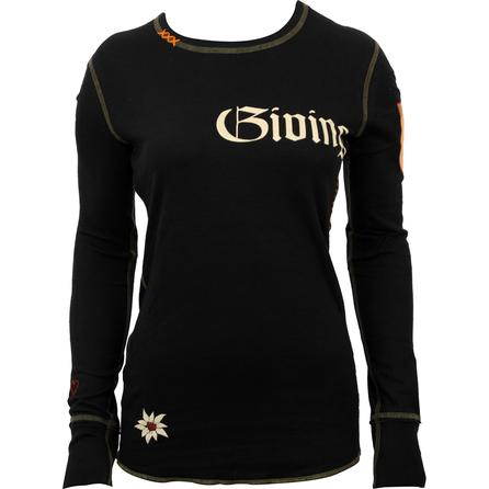 Alp-n-Rock Giving Long Sleeve Tee (Women's) -