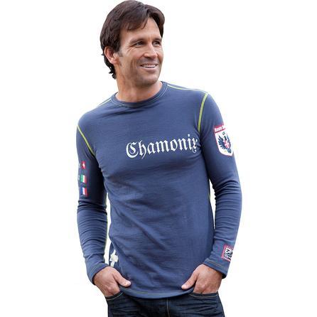 Alp-n-Rock Chamonix Long Sleeve Tee (Men's) -