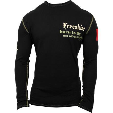 Alp-n-Rock Freeskier Long Sleeve Tee (Men's) -