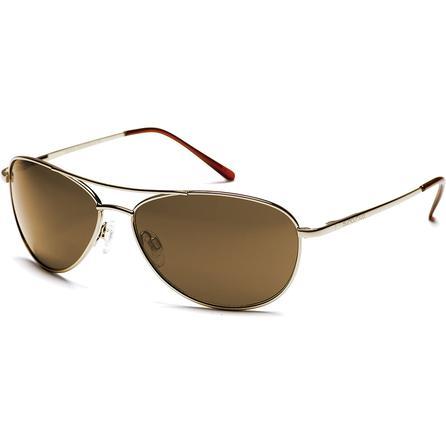 Suncloud  Patrol Polarized Sunglasses  - Gold