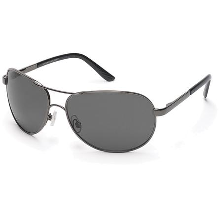 Suncloud Aviator Polarized Sunglasses - Gunmetal