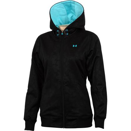 Under Armour Embossed Full-Zip Hoody II (Women's) -