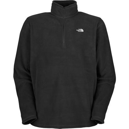 The North Face TKA 100 Microvelour Glacier Fleece Top (Men's) -