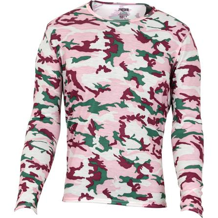 Hot Chillys Pepper Skins Crew Baselayer Top (Kids') -