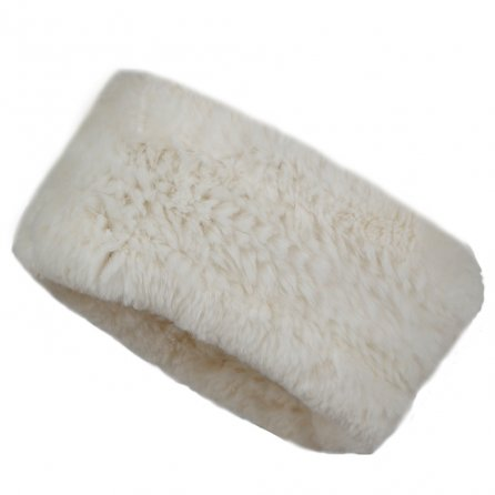 Peter Glenn Rabbit Headband (Women's) - Ivory