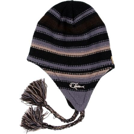 Screamer ChiliDog Earflap Hat (Unisex) -