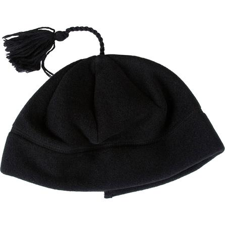 Turtle Fur Ponytail Beanie (Women's) -