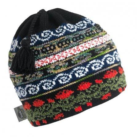 Turtle Fur Lady Fairisle Hat (Women's) - Sage