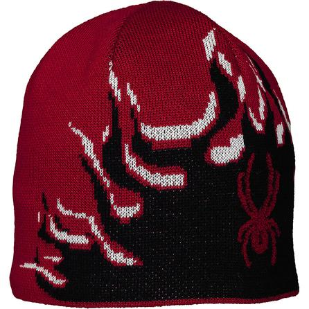 Spyder Fire Hat (Boys') -