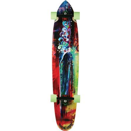 Dregs Ocean of Wonder Longboard Skateboard  -