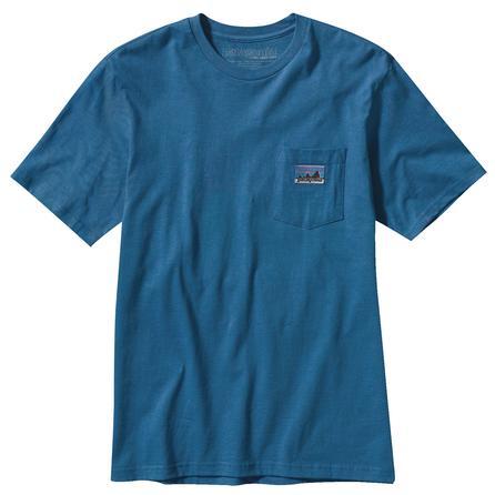 Patagonia Vintage Logo Pocket T-Shirt (Men's) -
