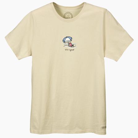 Life is good Surfside Umbrella Crusher T-Shirt (Women's) -