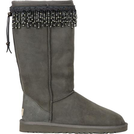 Boot Hugs Silver Bead Boot Accessory (Women's) -