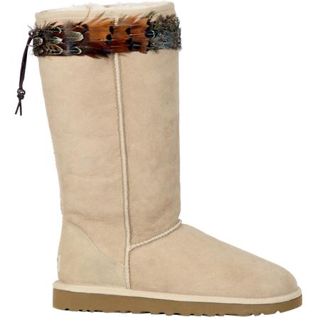 Boot Hugs Wide Feather Boot Accessory (Women's) -