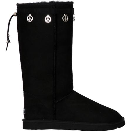 Boot Hugs Peace Sign Boot Accessory (Women's) -