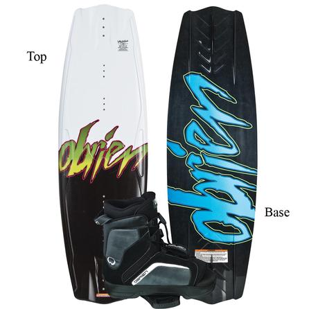 O'Brien Valhalla 138 Wakeboard Package with Link Boots -