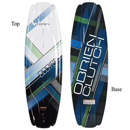 O'Brien Clutch 137 Wakeboard Package with Access Boots (Men's) -