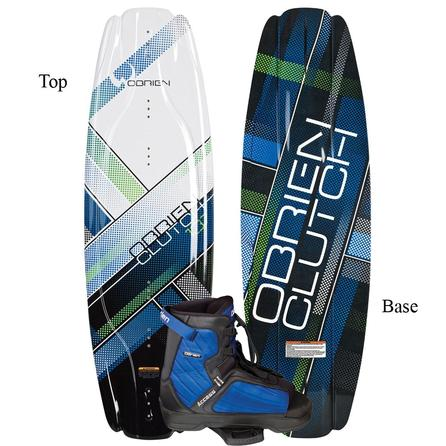 O'Brien Clutch 142 Wakeboard Package with Access Boots (Men's) -