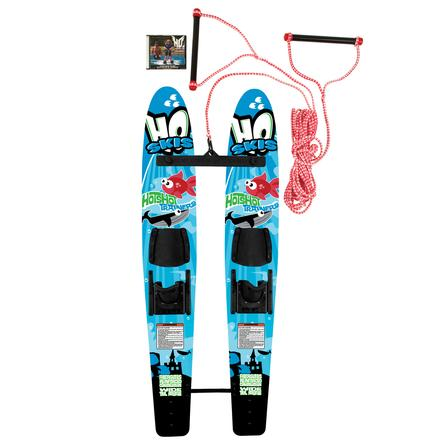HO Sports Hot Shot Trainer Waterskis (Kids') -
