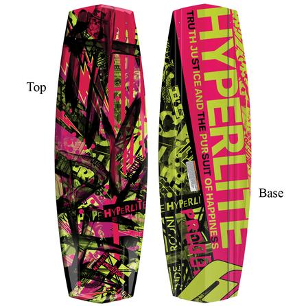 Hyperlite 141 Process Slider Wakeboard (Men's) -