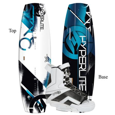 Hyperlite 135 State/ Remix Wakeboard Package (Men's) -