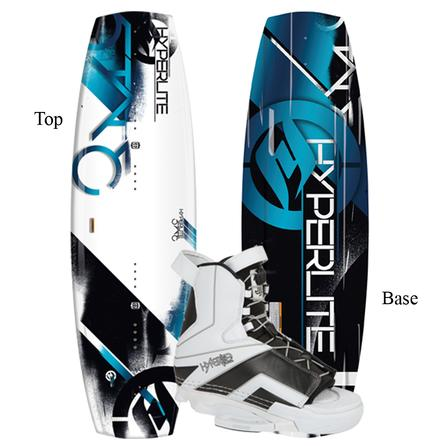 Hyperlite 140 State/ Remix Wakeboard Package (Men's) -