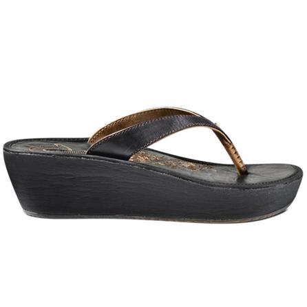 OluKai Paniolo Wedge II Sandal (Women's) -