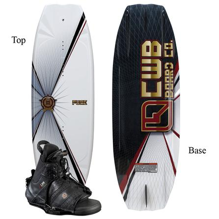 CWB Pure 141 Wakeboard Package with Torq Boots (Men's) -