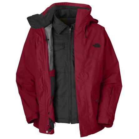 The North Face Lukin Triclimate Ski Jacket (Men's) -