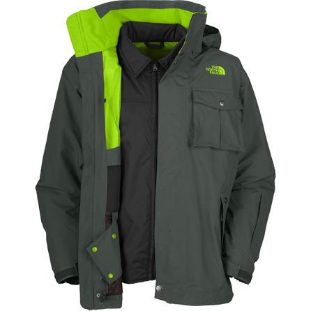 The North Face Mechanic Triclimate 4-in-1 Ski Jacket (Men's) -