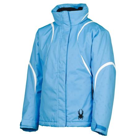 Spyder Lightning Insulated Ski Jacket (Girls') -