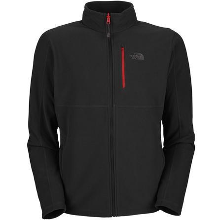 The North Face TKA Texture Cap Rock Full-Zip Fleece (Men's) -
