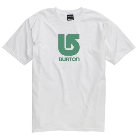 Burton Logo Vertical T-Shirt (Men's) -