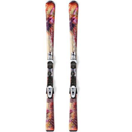 Nordica Axana Ski System with Bindings (Women's) -