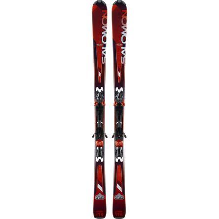 Salomon Enduro LX 800 Ski System with Bindings -