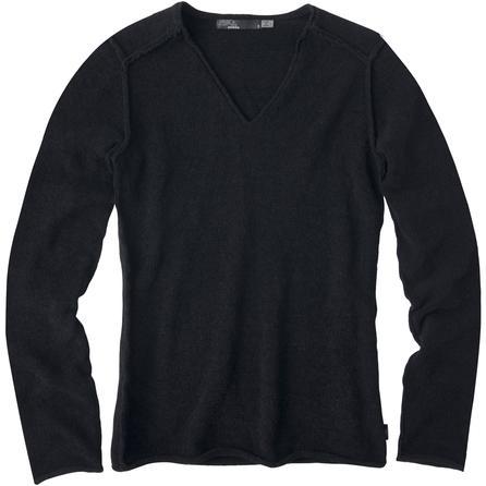 prAna Chenille V Neck Sweater (Women's) -