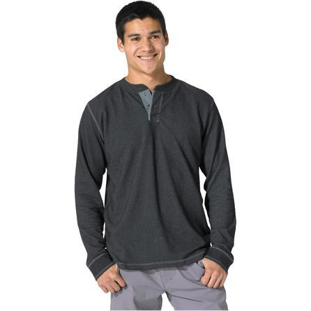 prAna Nordic Henley Long Sleeve Shirt (Men's) -