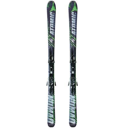 Atomic Blackeye Ti Ski System with Bindings -