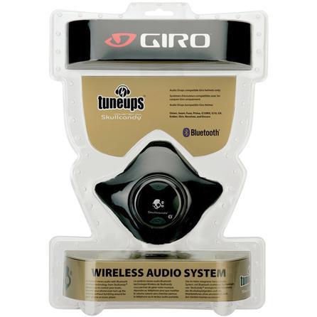 Giro TuneUps Wireless with Bluetooth Helmet Audio System -