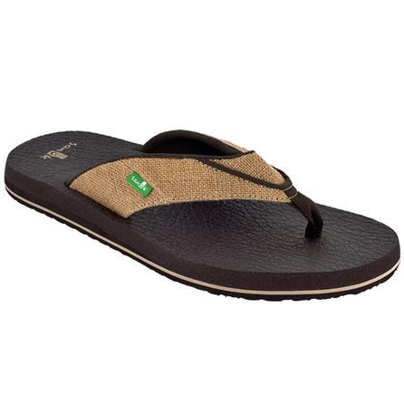 Sanuk Beer Cozy Jute Sandal (Men's) -