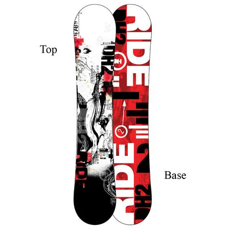 Ride DH2 Snowboard (Men's) -